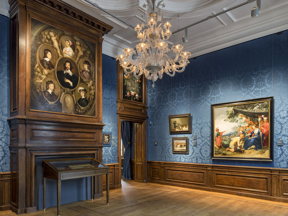 Stadspaleis Mauritshuis